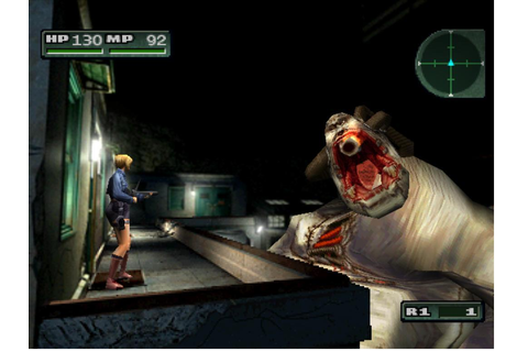 Parasite Eve 2 [Disc1of2] [NTSC-U] ISO